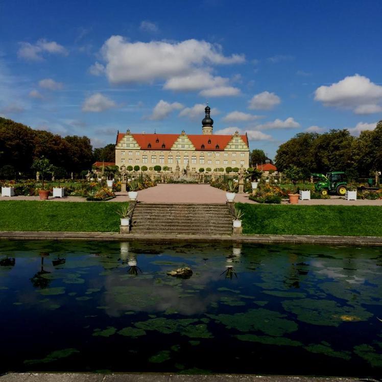 wiekersheim palace
