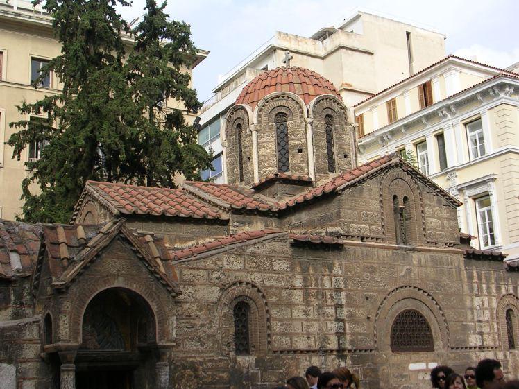 Church of Kapnikaréa