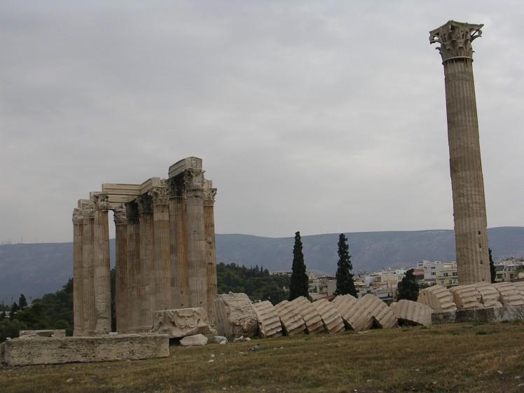 Olympian Zeus Tapınağı 2