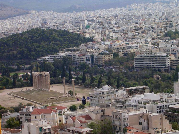 Olympian Zeus Tapınagi