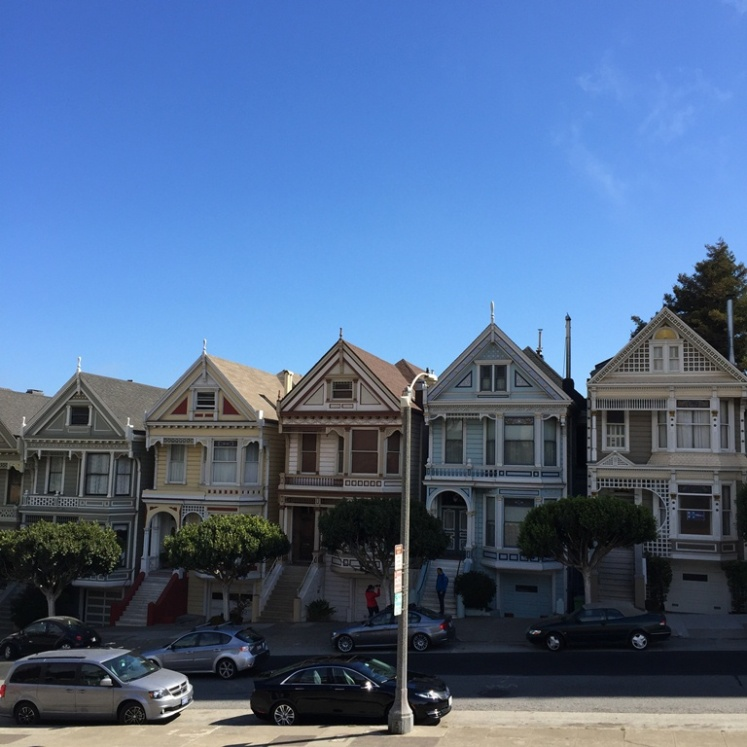 Painted Lady Houses